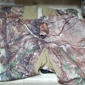 Gander mountain guide gear whole hunting suit